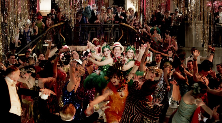 "A scene from Warner Bros. Pictures' and Village Roadshow Pictures' drama ""THE GREAT GATSBY,"" a Warner Bros. Pictures release."