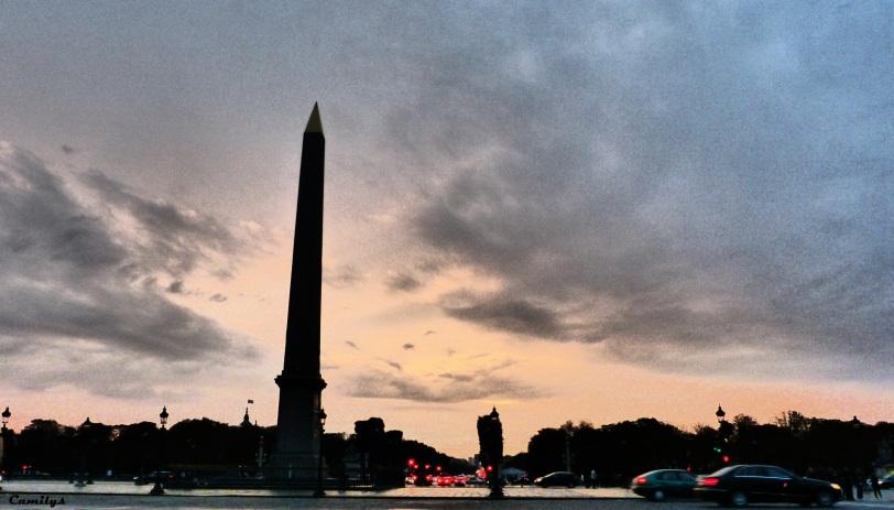 Paris entre chien et loup
