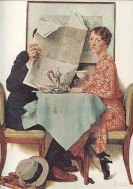 Le journal aveugle