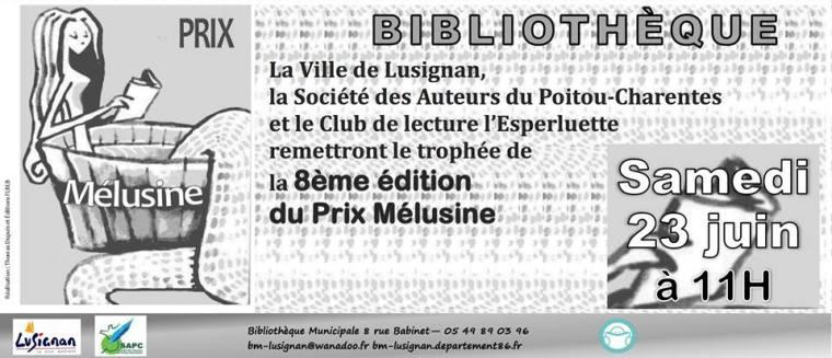 image prix Mélusine