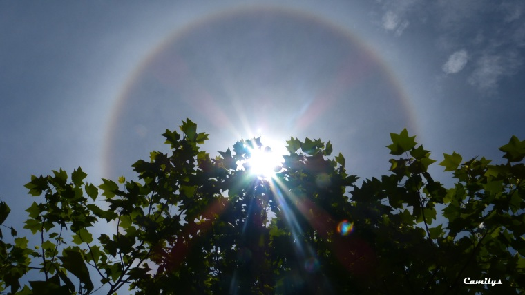 arc en soleil